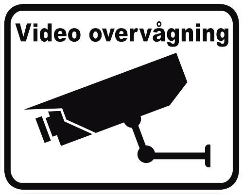 Offline overvågning via video kamera