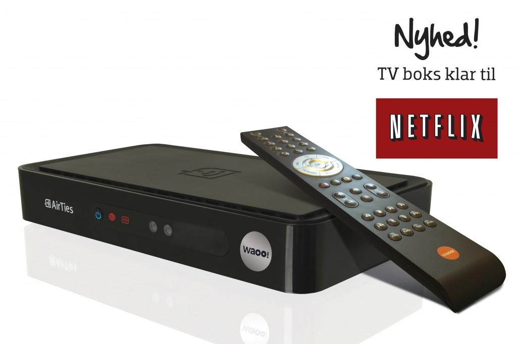 Waoo!s nye TV boks